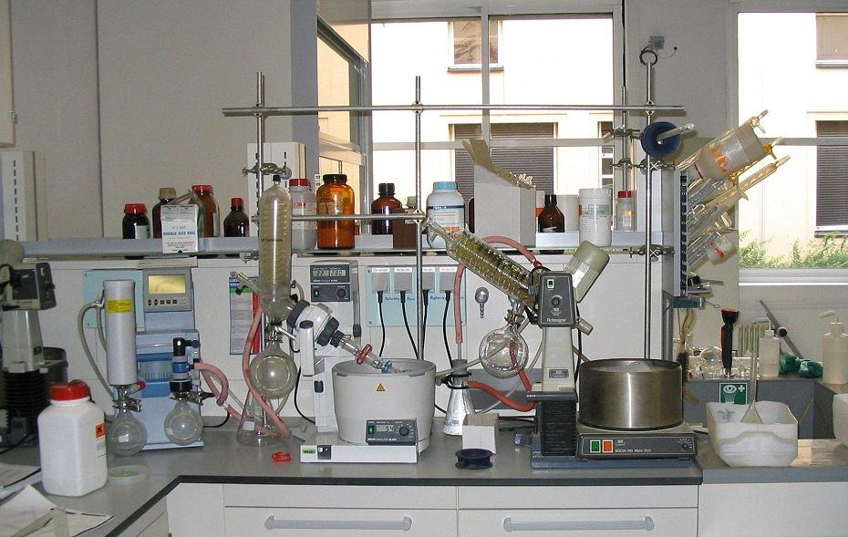 化学药品生产