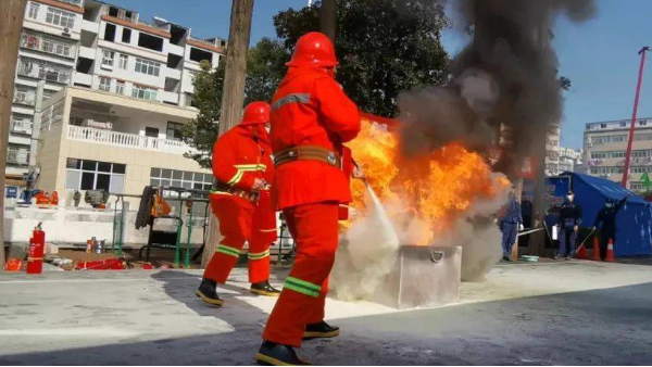 二级消防资质人员需要注意点